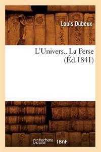 L'Univers., La Perse (Ed.1841)