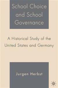 School Choice and School Governance