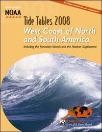 Tide Tables 2008