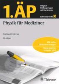 Jerrentrup, A: 1. ÄP Physik für Mediziner