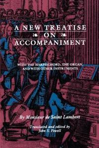 A New Treatise on Accompaniment