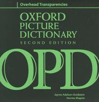 Oxford Picture Dictionary Second Edition: Overhead Transparencies
