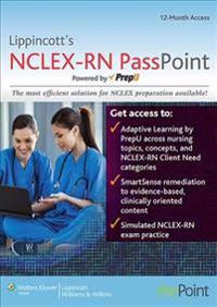Lippincott's Nclex-RN Passpoint: Powered by Prepu