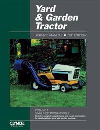 CL Yard & Garden Tractor 1ed Vol1