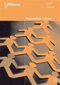 Population Trends No 127, Spring 2007