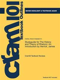 Studyguide for the History and Theory of Rhetoric