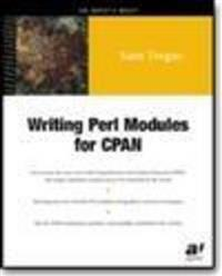 Writing Perl Modules for Cpan (Book )