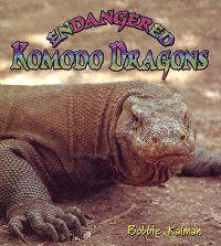 Endangered Komodo Dragons