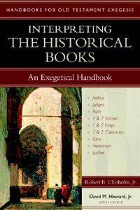 Interpreting the Historical Books