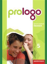 prologo 5. Sprachlesebuch Deutsch. Grundausgabe für Hauptschulen