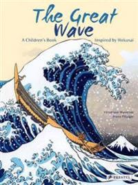 The Great Wave: Inspired by a Woodcut by Hokusai