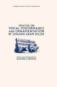Treatise on Vocal Performance and Ornamentation