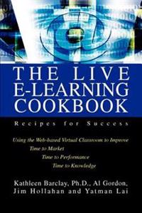 The Live E-Learning Cookbook