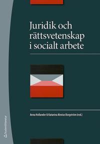Juridik och rättsvetenskap i socialt arbete