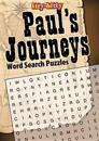 Paul's Journeys Word Search Puzzles: Itty-Bitty Bible Activity Book