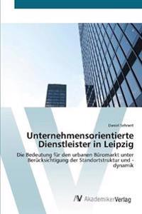 Unternehmensorientierte Dienstleister in Leipzig