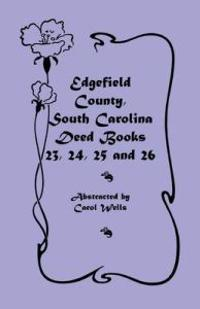 Edgefield County, South Carolina