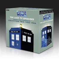 Doctor Who Collection : The Lost TV Episodes