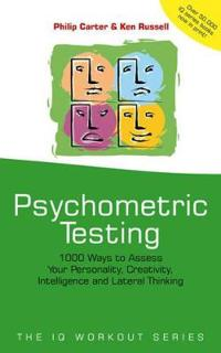 Psychometric testing - 1000 ways to assess your personality, creativity, in