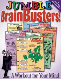 Jumble(r) Brainbusters!