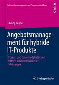 Angebotsmanagement Fur Hybride It-produkte