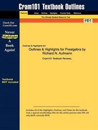 Outlines & Highlights for Prealgebra