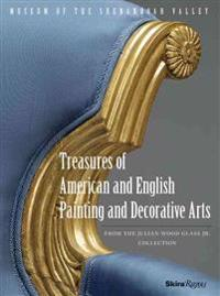 Treasures of American and English Painting and Decorative Arts