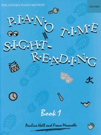 Piano Time Sightreading Book 1