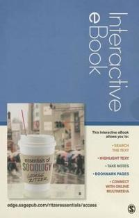 Essentials of Sociology Interactive eBook Access Code