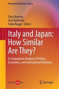 Italy and Japan: How Similar Are They?
