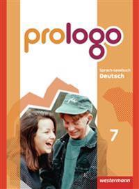 prologo! 7. Schülerband. Grundausgabe. Hauptschule