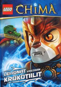 LEGO Chima Leijonat vastaan krokotiilit