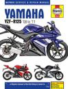 Yamaha YZF-R125 (08 - 11)