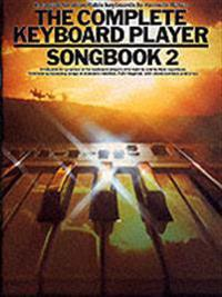 Complete keyboard player - songbook 2