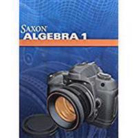 Saxon Math Algebra 1 - 4th Edition Homeschool Kit with Solutions Manual