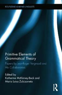 Primitive Elements of Grammatical Theory