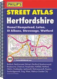 Philips street atlas hertfordshire