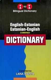 English-EstonianEstonian-English One-to-One Dictionary