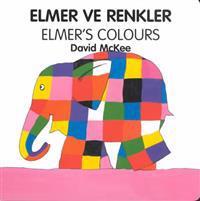 Elmer Ve Renkler Elmer's Colours - David McKee - böcker (9781840590593)     Bokhandel