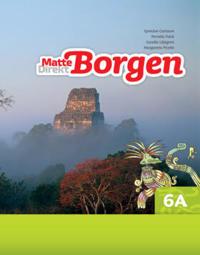Matte Direkt Borgen Grundbok 6A Ny upplaga