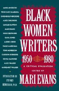 Black Women Writers (1950-1980)