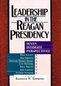 Leadership in the Reagan Presidency
