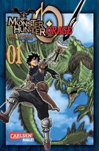 Monster Hunter Orage 01