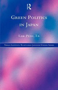 Green Politics in Japan