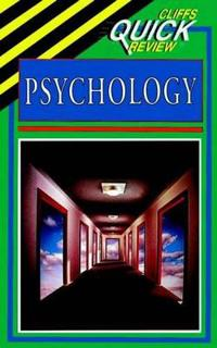 Cliffs Quick Review Psychology
