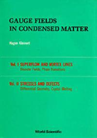 Gauge Fields in Condensed Matter