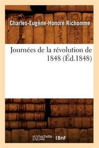 Journees de la Revolution de 1848, (Ed.1848)