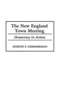The New England Town Meeting