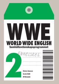 World Wide English S2 Allt i ett-bok inkl. ljudfil