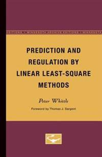 Prediction and Regulation by Linear Least-Square Methods